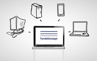 Fondskonzept Support Homepage